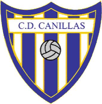 Escudo de C.D. CANILLAS (MADRID)