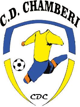 Escudo de C.D. CHAMBERI (MADRID)