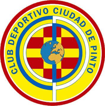 Escudo de C.D. CIUDAD DE PINTO (MADRID)