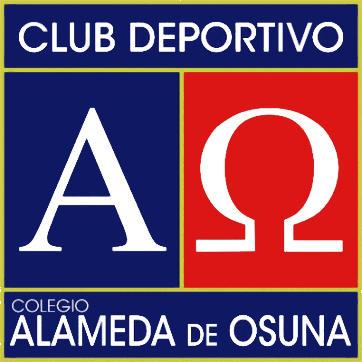 Escudo de C.D. COLEGIO ALAMEDA DE OSUNA (MADRID)