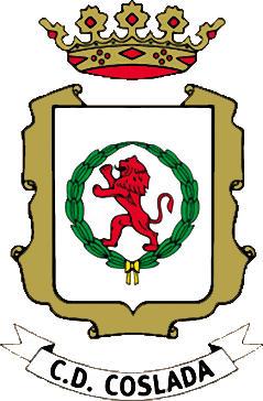 Escudo de C.D. COSLADA (MADRID)