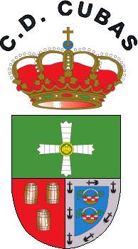 Escudo de C.D. CUBAS (MADRID)