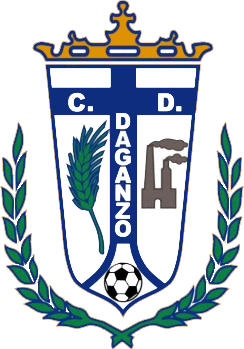 Escudo de C.D. DAGANZO (MADRID)