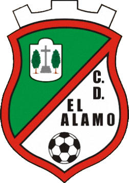 Escudo de C.D. EL ÁLAMO (MADRID)