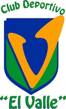 Escudo de C.D. EL VALLE DE VALDEBERNARDO (MADRID)