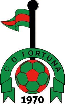 Escudo de C.D. FORTUNA (MADRID)