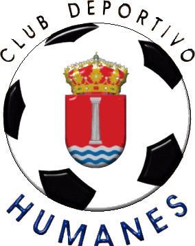 Escudo de C.D. HUMANES (MADRID)