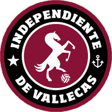 Escudo de C.D. INDEPENDIENTE DE VALLECAS (MADRID)