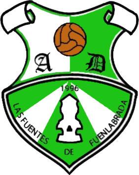 Escudo de C.D. LAS FUENTES DE FUENLABRADA (MADRID)