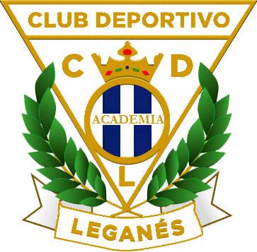 Escudo de C.D. LEGANES ACADEMIA (MADRID)