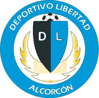 Escudo de C.D. LIBERTAD ALCORCON (MADRID)