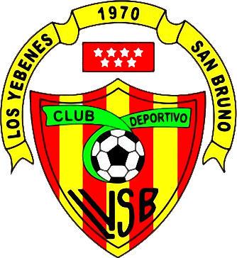 Escudo de C.D. LOS YEBENES SAN BRUNO (MADRID)