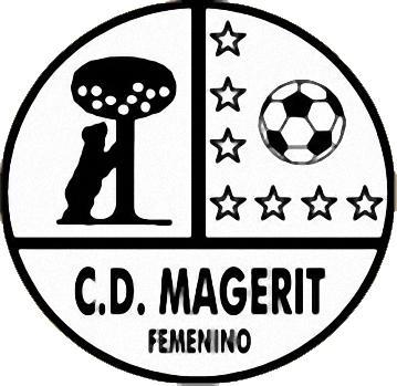 Escudo de C.D. MAGERIT (MADRID)