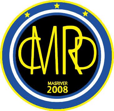 Escudo de C.D. MASRIVER (MADRID)