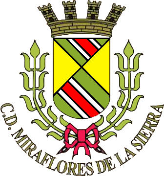 Escudo de C.D. MIRAFLORES DE LA SIERRA (MADRID)