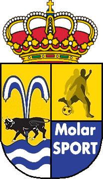 Escudo de C.D. MOLAR SPORT (MADRID)