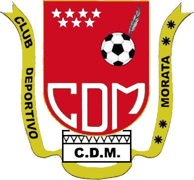 Escudo de C.D. MORATA (MADRID)