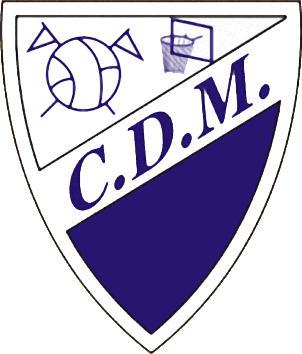 Escudo de C.D. MOSTOLES (MADRID)