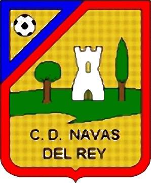 Escudo de C.D. NAVAS DEL REY (MADRID)