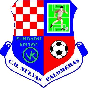 Escudo de C.D. NUEVAS PALOMERAS (MADRID)