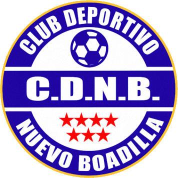 Escudo de C.D. NUEVO BOADILLA (MADRID)