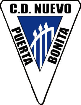 Escudo de C.D. NUEVO PUERTA BONITA (MADRID)