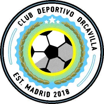 Escudo de C.D. ORCAVILLA (MADRID)