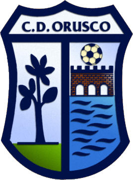 Escudo de C.D. ORUSCO (MADRID)