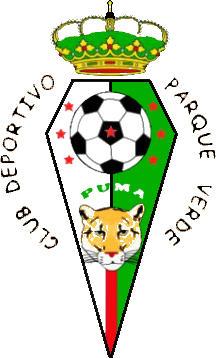 Escudo de C.D. PARQUE VERDE (MADRID)