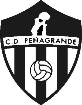 Escudo de C.D. PEÑAGRANDE (MADRID)