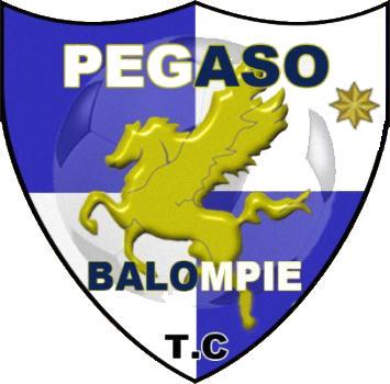 Escudo de C.D. PEGASO BALOMPIÉ T.C. (MADRID)