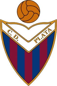 Escudo de C.D. PLATA (MADRID)