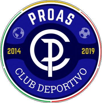 Escudo de C.D. PROAS (MADRID)
