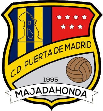 Escudo de C.D. PUERTA DE MADRID (MADRID)