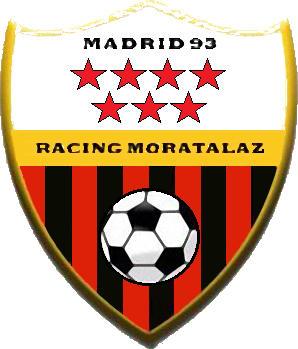 Escudo de C.D. RACING DE MORATALAZ (MADRID)