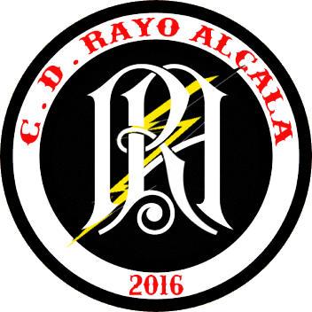 Escudo de C.D. RAYO ALCALÁ (MAD.) (MADRID)