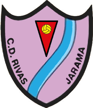Escudo de C.D. RIVAS JARAMA (MADRID)