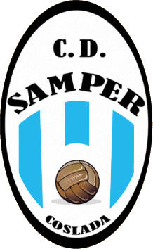 Escudo de C.D. SAMPER (MADRID)