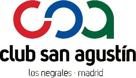 Escudo de C.D. SAN AGUSTÍN LOS NEGRALES (MADRID)