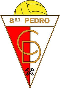 Escudo de C.D. SAN PEDRO (MADRID)