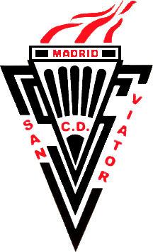 Escudo de C.D. SAN VIATOR (MADRID)