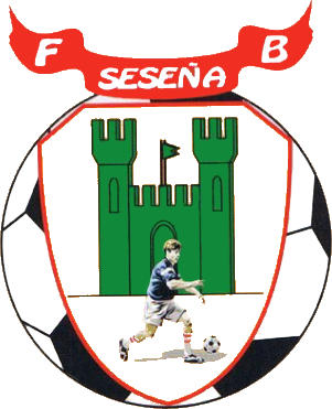 Escudo de C.D. SESEÑA F.B. (MADRID)