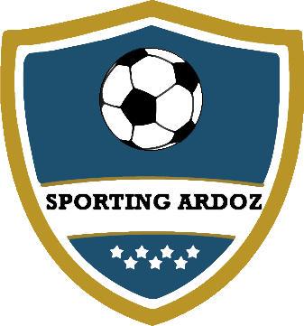 Escudo de C.D. SPORTING ARDOZ (MADRID)