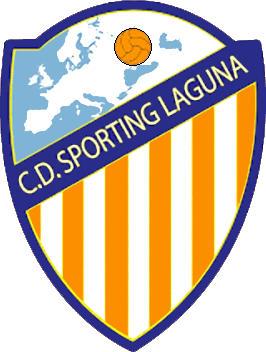 Escudo de C.D. SPORTING LAGUNA (MADRID)
