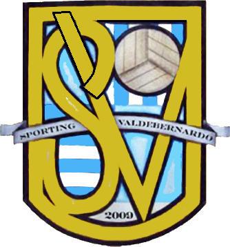 Escudo de C.D. SPORTING VALDEBERNARDO (MADRID)