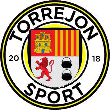 Escudo de C.D. TORREJÓN SPORT (MADRID)