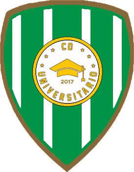 Escudo de C.D. UNIVERSITARIO (MADRID)