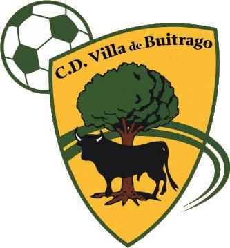 Escudo de C.D. VILLA DE BUITRAGO (MADRID)