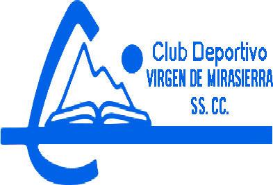 Escudo de C.D. VIRGEN DE MIRASIERRA (MADRID)
