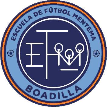 Escudo de C.D.E. AÚPA-E.F. MENTEMA (MADRID)